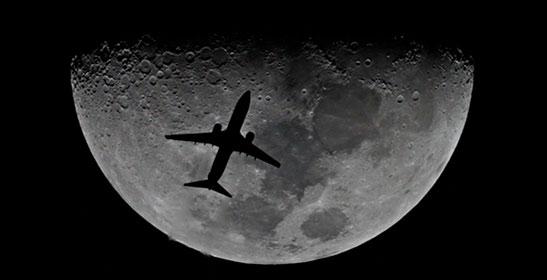 aviao-lua